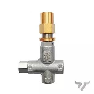 Válvulas Reguladoras de Pressão com By-Pass