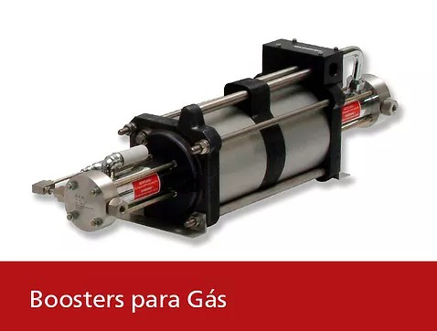 Boosters para Gás