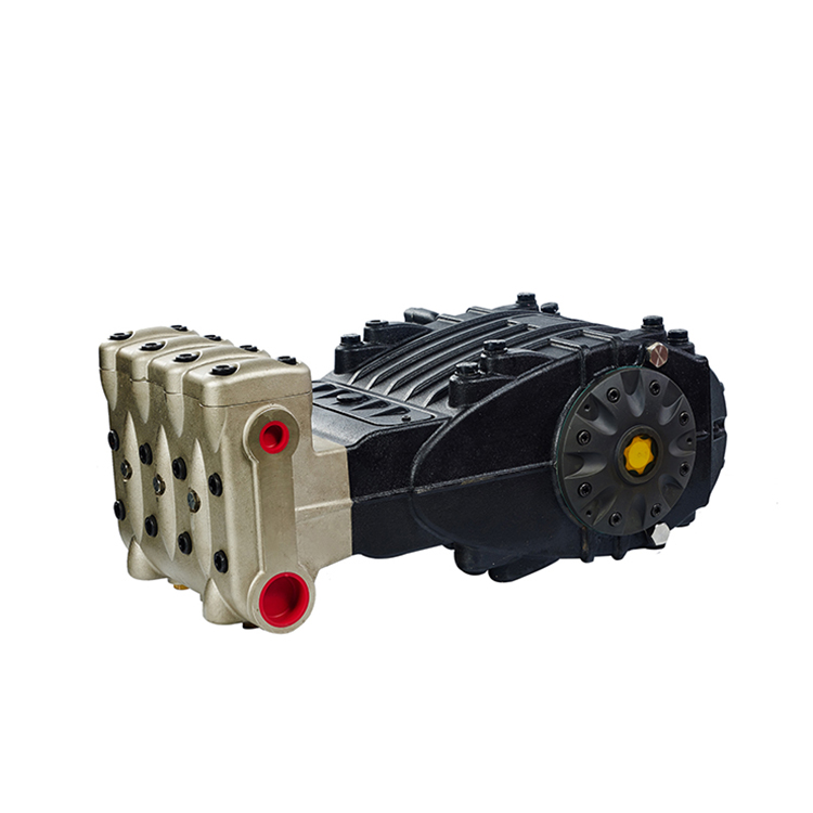 Bomba de pistão alta pressão