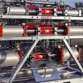 Booster nitrogen compressor
