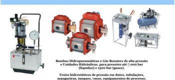 Amplificador de ar comprimido