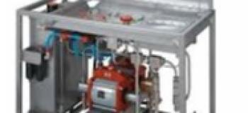 Booster para gas