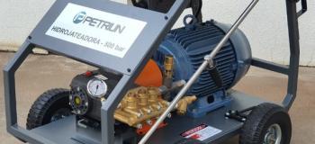 Hidrojateadora de alta pressão