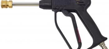 Pistola para hidrojateamento